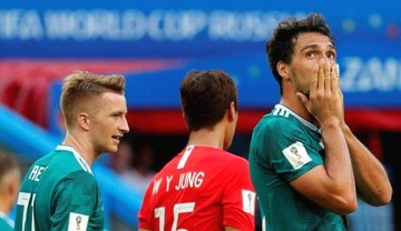 El Mundial se queda sin campeón; Alemania fue eliminada