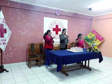 """Aniversario de Centro de Salud """"Cruz Roja"""""""