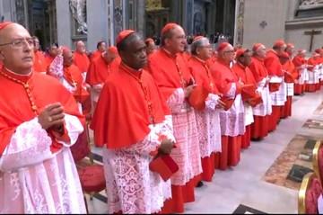 Cardenal boliviano Ticona es consagrado en el Vaticano