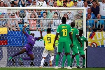 Colombia gana a Senegal y clasifica primera a la espera de Inglaterra o Bélgica