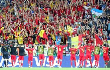 "Bélgica gana el ""G"""