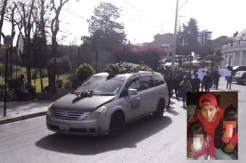 Familiares, amigos y vecinos de David exigen justicia por su muerte