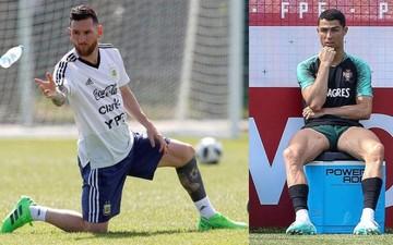 Messi y Cristiano Ronaldo pueden enfrentarse en los cuartos de final del Mundial