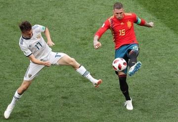Rusia pasa a cuartos de final tras tanda de penales