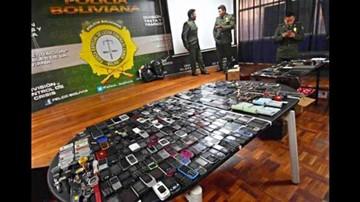 Operativo: Recuperan 900 celulares robados