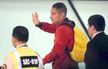 Guerrero vuelve a Flamengo tras el Mundial