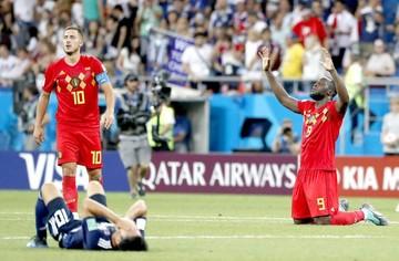 Bélgica se aferra al Mundial