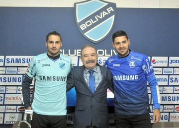 Bolívar presenta caras nuevas