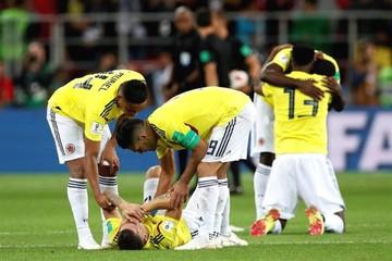 Colombia no puede en los penales e Inglaterra avanza a cuartos de final