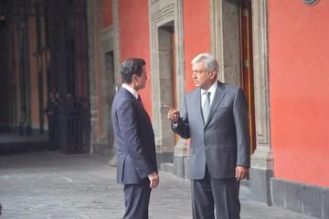 López Obrador garantiza una transición ordenada