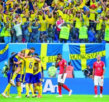 Golpean los vikingos suecos
