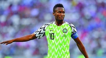 Capitán nigeriano jugó a pesar del rapto de su padre