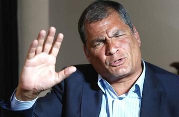 "Abogado de ex Presidente ecuatoriano asegura que ""nada hay en vigor"" para arrestarlo"