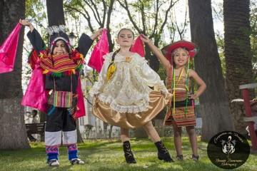 Elenco infantil bailará en  festival iberoamericano