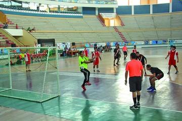 Handball prepara torneo