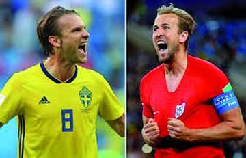 Inglaterra-Suecia  tras los recuerdos  del siglo pasado