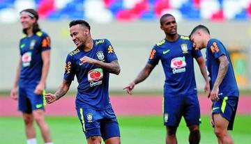 DT belga: Brasil es favorito
