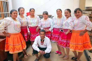 Primer Festival de Danzas