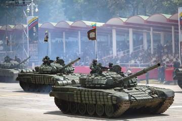 EEUU no descarta la opción militar contra Venezuela