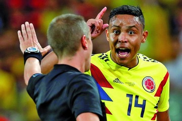 Justo homenaje a la colombiana