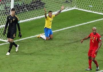 El Mundial se queda sin Brasil y Bélgica sorprende