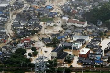 Al menos medio centenar de fallecidos por las lluvias torrenciales en Japón
