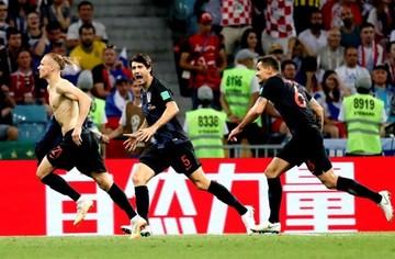 Penaltis ponen a Croacia en semifinales y apagan el sueño ruso