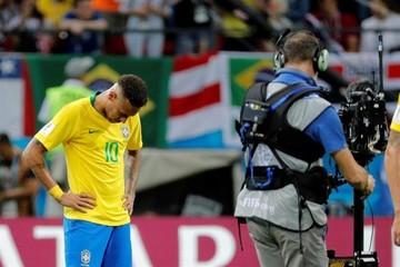 """Neymar admite que la eliminación fue el momento """"más triste"""" de su carrera"""