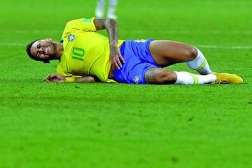 Neymar no cumplió