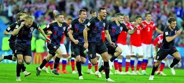 Croacia despierta a Rusia de su sueño  desde los penales
