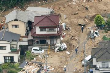 Japón: Intensas lluvias dejan luto y destrucción