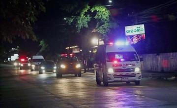 Tailandia: Rescatan a cuatro menores y las tareas se reanudan mañana