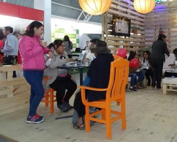 La Feria del Crédito cierra en Sucre con miles de visitantes