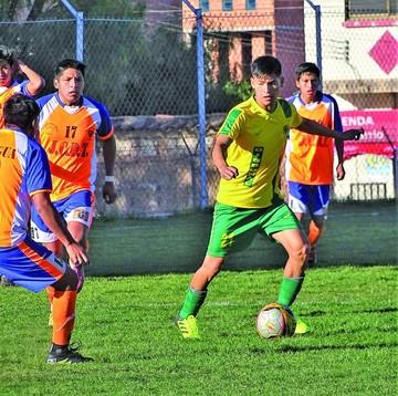 Mojocoya registró la mayor goleada del campeonato