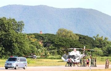 La Marina confirma los cuatro nuevos rescatados de la cueva de Tailandia