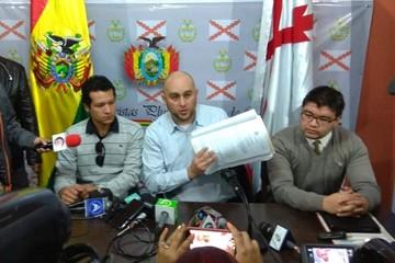 Diputado Poppe anticipa proceso contra autoridades de YPFB si no cumplen sentencia