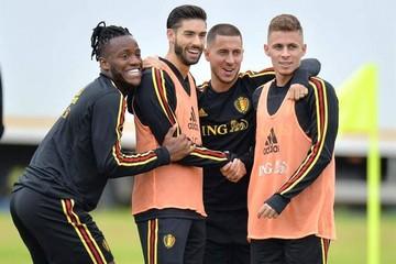 Bélgica, el poder del gol