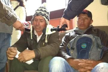 Autoridades del municipio de Incahuasi se oponen a trasvase de agua para Culpina