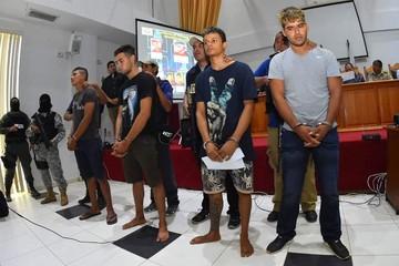 Caen cuatro miembros de la banda criminal que asaltó un puesto militar en El Porvenir