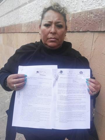 24 de Mayo: Activista  denuncia persecución