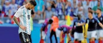 Hristo: No ayudaron a Messi