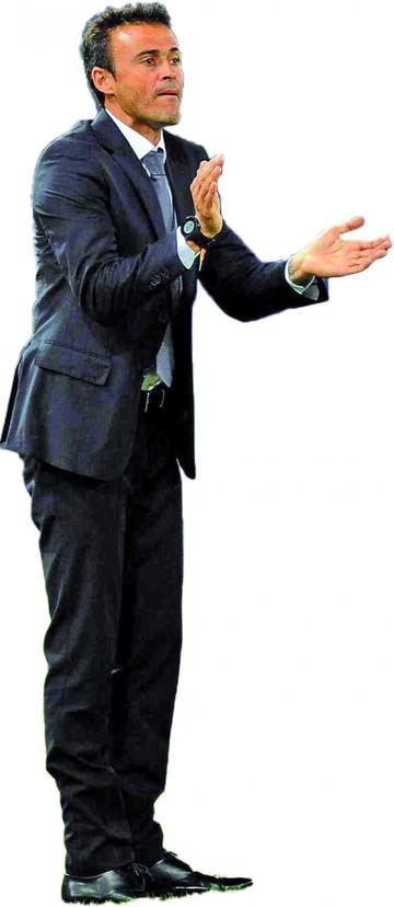 Luis Enrique, nueva era