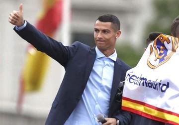 Cristiano Ronaldo ya es jugador oficial de Juventus