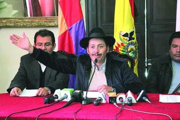 Urquizu se desvincula de dos demandas regionales