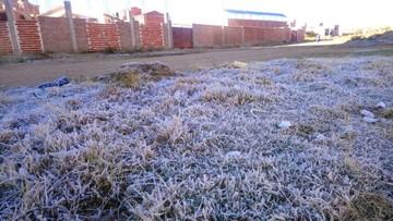 El día más frío del año se  cobra una vida en Sucre