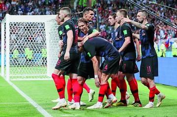 Croacia - Francia, la gran final