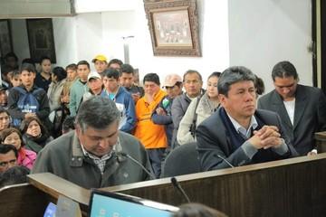 Concejo Municipal de Sucre censura al Alcalde por el tema CADI