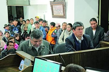 Concejo decide presentar querella judicial por CADI