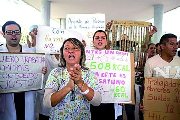Venezuela: Sin solución el conflicto sanitario