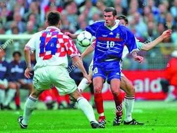Francia-Croacia, historia acompaña a la selección gala